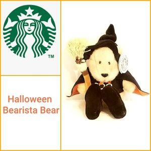 🆕️ Starbucks Bearista Bear in Witch's Costume.